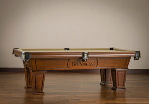 American Heritage Guinness Pool Table