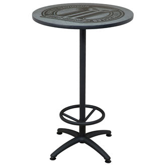 H-D® Dark Custom Café Table