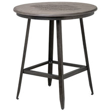 H-D™ Bar & Shield Wood Café Table