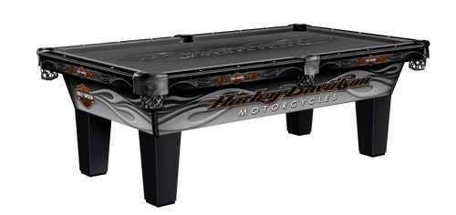Harley-Davidson Laminate Olhausen Pool Table