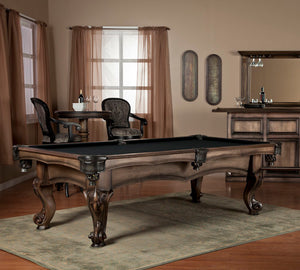 American Heritage Latigo Pool Table