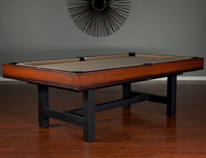 American Heritage Loft Pool Table