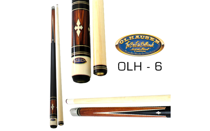 Olhausen Pool Cue #6
