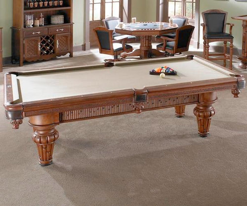 American Heritage Palmetto Pool Table