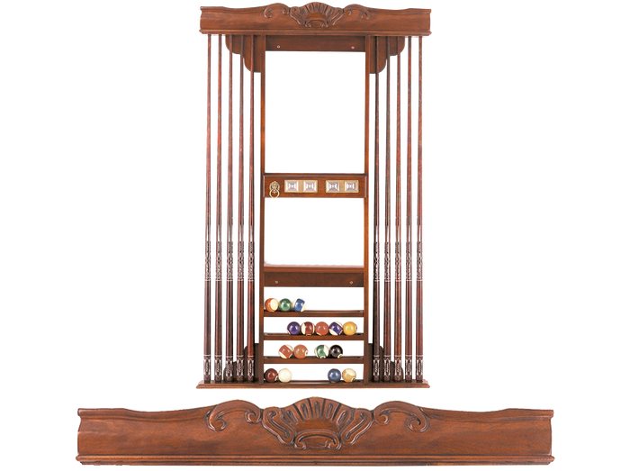 Olhausen Deluxe Cue Rack 740 Dona Marie