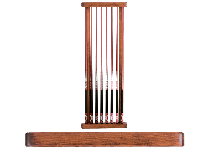 Olhausen Cue Rack 700 Monarch
