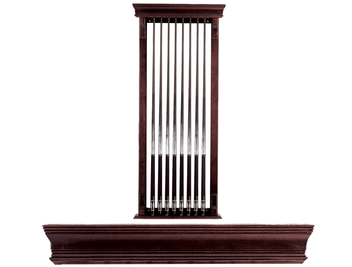 Olhausen Cue Rack 702 Eclipse