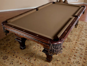 American Heritage Serrano Pool Table