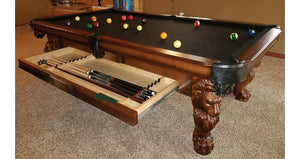 St. George Olhausen Pool Table