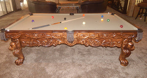 St. Leone Olhausen Pool Table