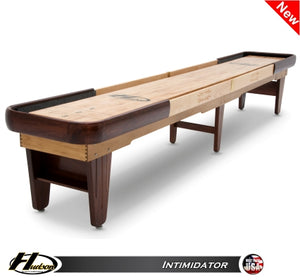Hudson Intimidator - NEW with Custom Stain Options! 9'-22' Lengths