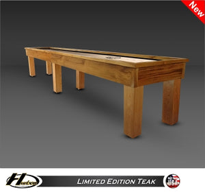 Hudson Limited Edition Teak - NEW! 9'-22' Lengths