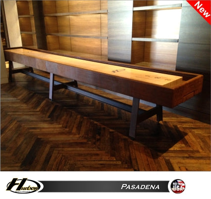 Hudson Pasadena - NEW with Custom Finish Options! 9'-22' Lengths