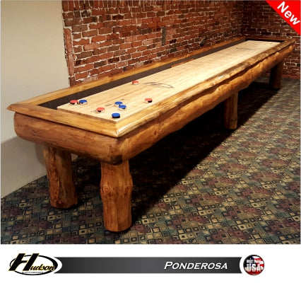 Hudson Ponderosa - NEW with Custom Stain Options! 9'-22' Lengths