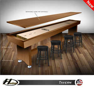 Hudson Tavern - NEW with Custom Stain Options! 9'-22' Lengths