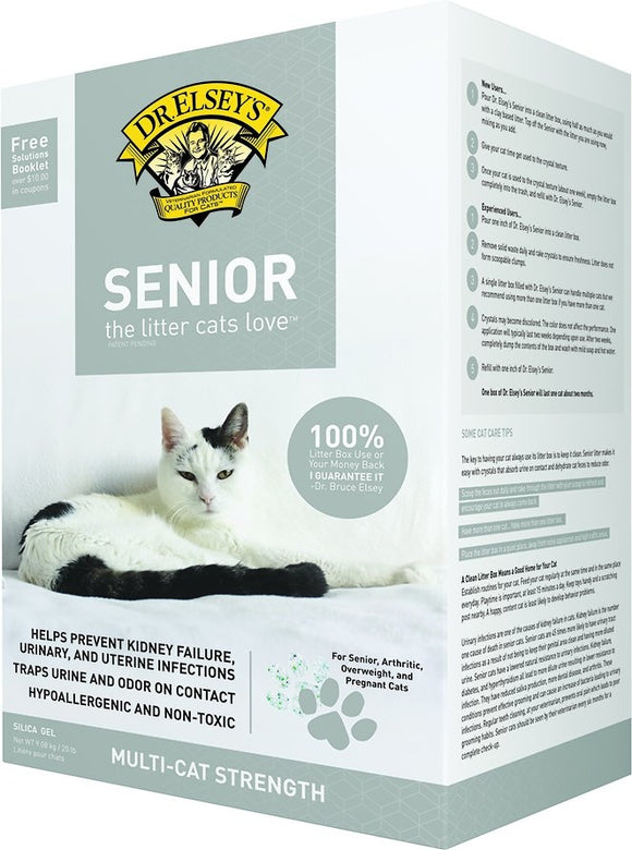 Dr. Elsey's Precious Cat Senior Litter