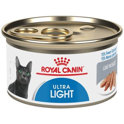 Royal Canin Ultra Light Adult Canned Cat Food
