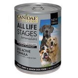 Canidae Platinum Formula for Seniors and Over Weight Dogs Canned Dog Food