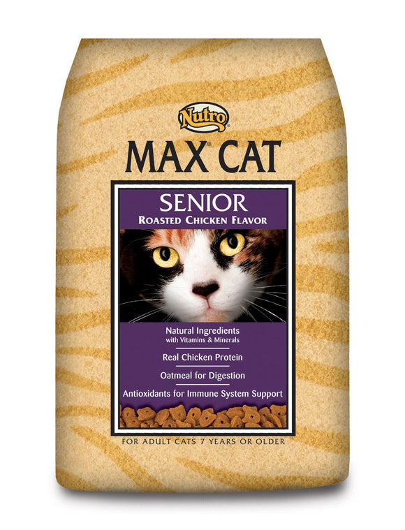 Nutro Max Senior Dry Cat Food