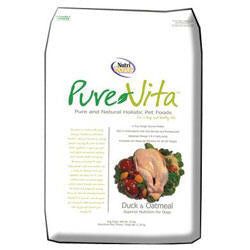 PureVita Duck And Oatmeal Dry Dog Food