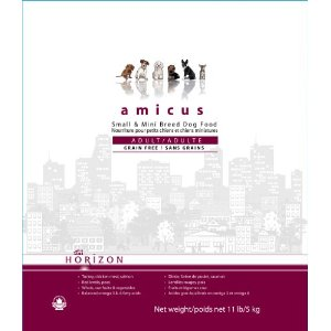 Horizon Amicus Small Breed Grain Free Adult Dry Dog Food