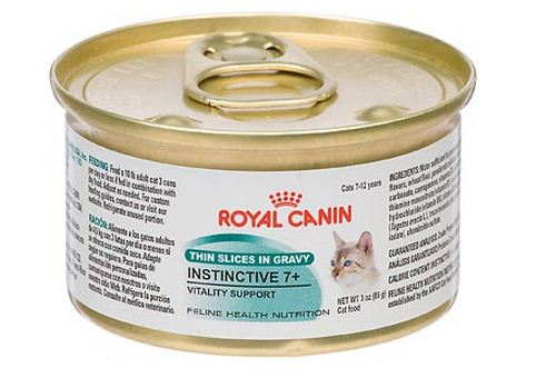 Royal Canin Instinctive Senior 7+ Canned Cat Food