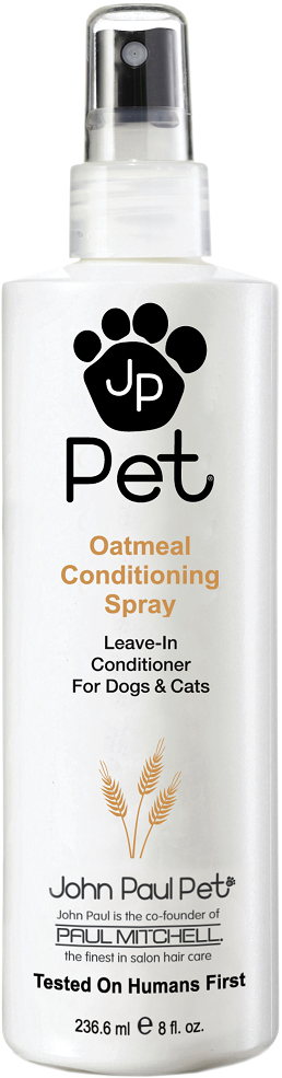 John Paul Pet Oatmeal Dog Conditioning Spray