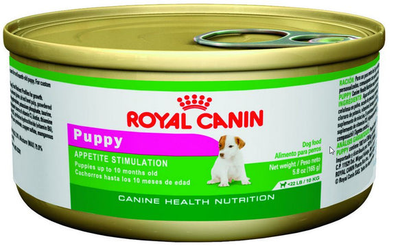 Royal Canin Puppy Formula for Small Dogs Canned Dog Food
