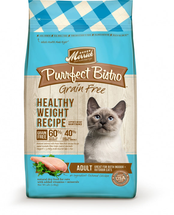 Merrick Purrfect Bistro Healthy Weight Dry Cat Food