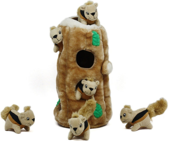 Outward Hound Hide A Squirrel Puzzle Dog Toy