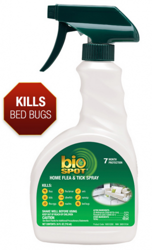 Bio Spot Active Care Home Flea and Tick Spray