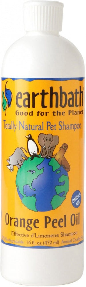 Earthbath Orange Peel Oil Shampoo for Dogs