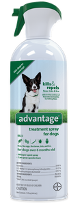 Bayer Advantage Treatment Spray for Dogs