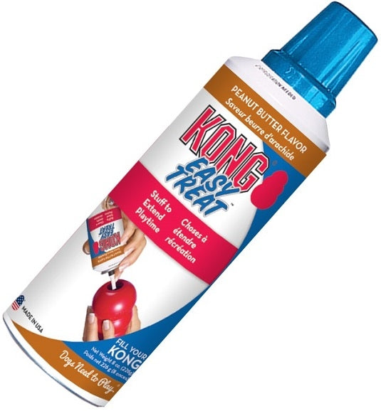 KONG Peanut Butter Easy Treat for Dogs