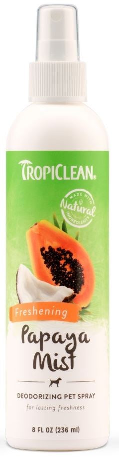 Tropiclean Papaya Mist Pet Spray