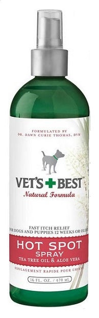 Vet's Best Hot Spot Spray for Dogs