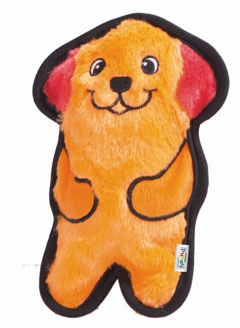 Outward Hound Invincible Dog Mini Plush Dog Toy