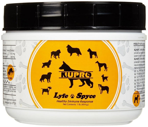 Nupro Lyfe Spyce Healthy Immune Response Antioxidant for Dogs
