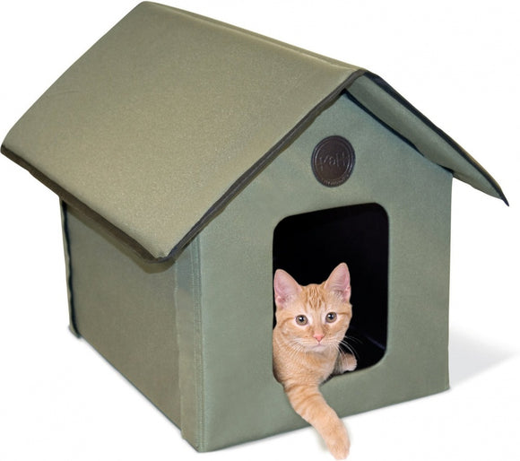 K&H Pet Products Outdoor Unheated Kitty House