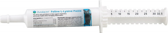 Duralactin Feline L-lysine Cat Supplement
