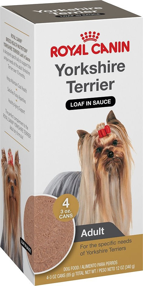 Royal Canin Yorkshire Terrier Adult Canned Dog Food
