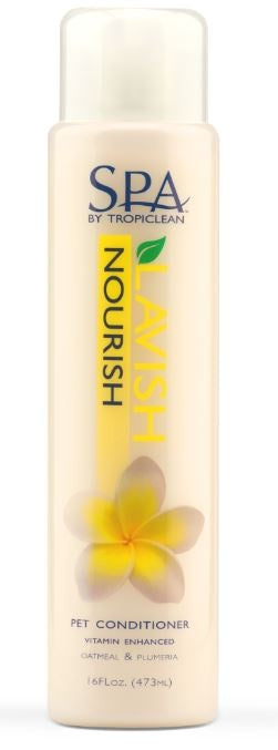 Tropiclean SPA Nourish Pet Conditioner