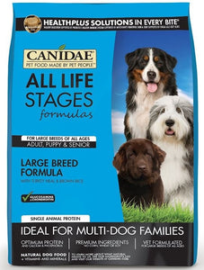 Canidae All Life Stages Large Breed Turkey Meal and Brown Rice Formula Dry Dog Food