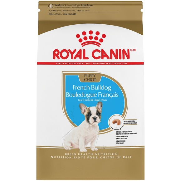 Royal Canin French Bulldog Puppy Recipe Dry Dog Food