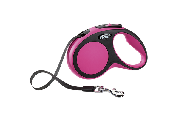 Flexi New Comfort SM Retractable 16 ft Tape Leash