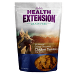 Health Extension Grain Free Crispy Gourmet Chicken Tenders Dog Treats