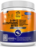Zesty Paws 5-in-1 Multivitamin Bites Soft Chews For Dogs