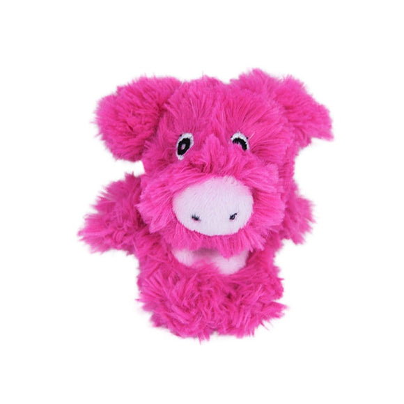 Kong Catnip Botanicals Refillable Piglet Cat Toy