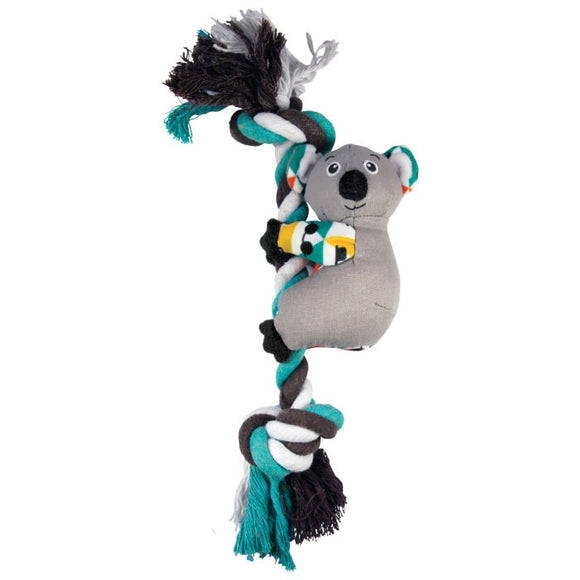 KONG Knots Clingerz Koala Dog Toy