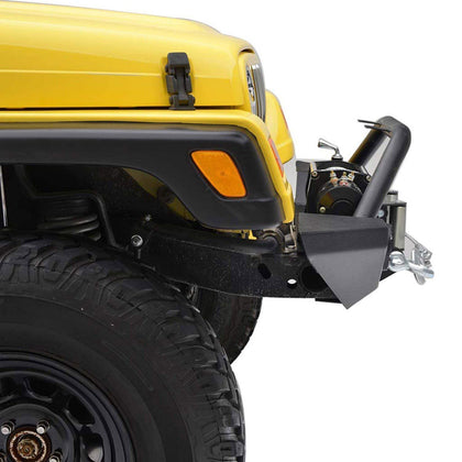 wildrock4x4 Bumpers 97-06 Jeep Wrangler TJ Front LED Bumper